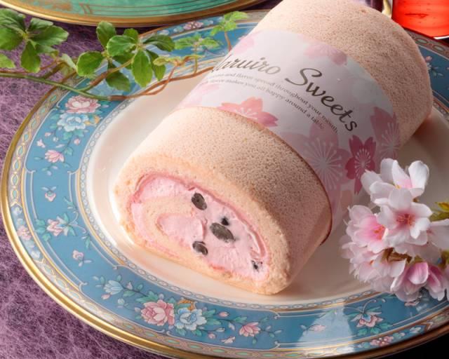 桜フロマージュロール [3・4月限定]