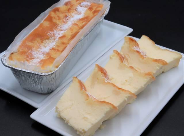 【莨屋 塩座の塩使用】生塩チーズケーキ