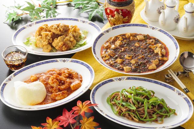 秋の特別感謝祭【夜限定】