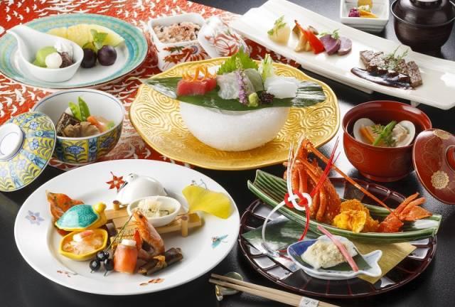 お祝い「絆」プラン お食事イメージ