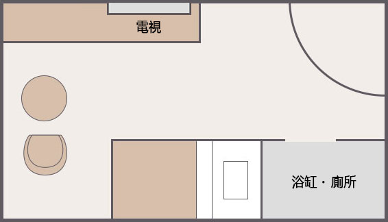 單人房[8樓]